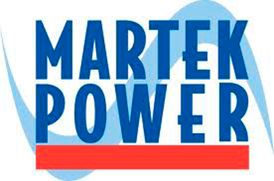 Logo Martek Power 1
